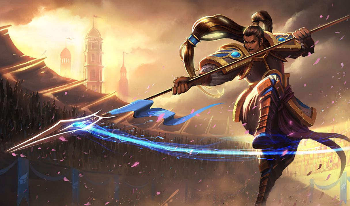 Khắc chế Xin Zhao