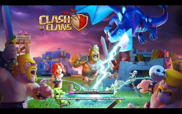 Clash of clans là game vip được nhiều người chơi. Tại nagokiemkyduyen bạn sẽ chơi với acc chia sẻ mả không cần đăng ký