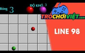 Line 98 - trò chơi kinh điển của nhiều lứa tuổi