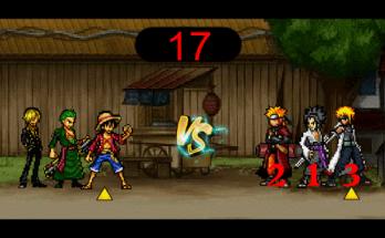 Chơi game Naruto đại chiến hải tặc online 24h link tải miễn phí
