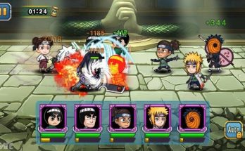 Chơi game Naruto đại chiến Ninja online hay nhất mới nhất