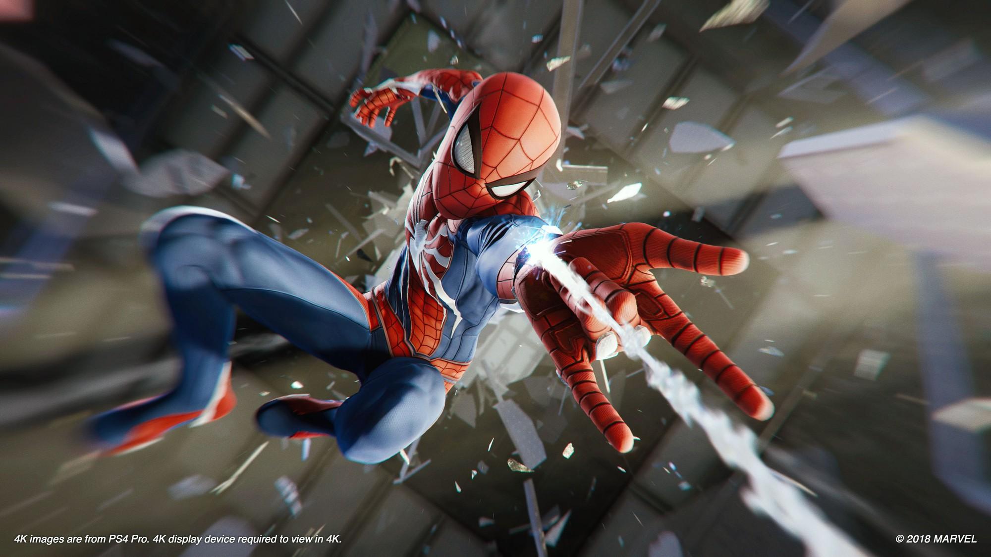 Tải game Spider man về máy tính giúp bạn có nhiều trải nghiệm hàng ngày