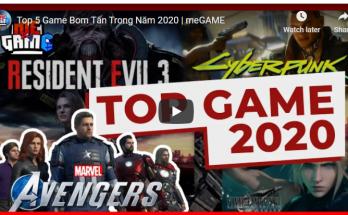 Top 5 game bom tấn 2020