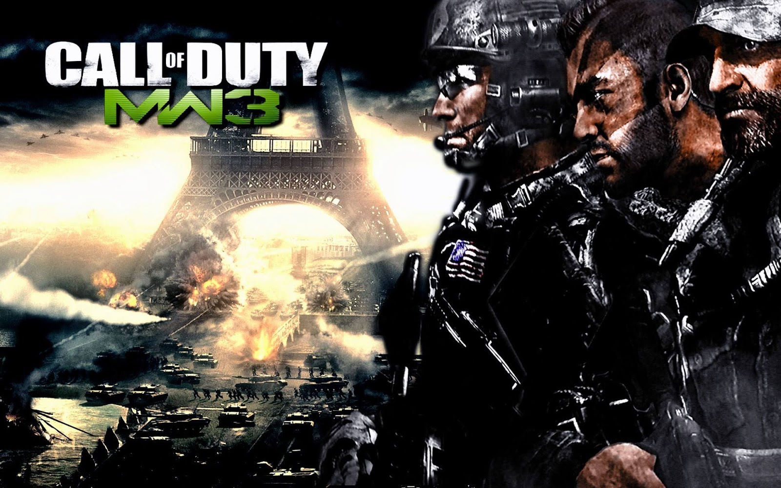 Game call of duty modern warface 3 dark edition download free xbox android pc remastered COD MW3 Full DLC tải về miễn phí