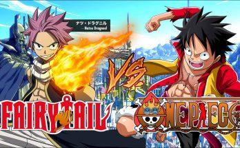 Chơi game One Piece vs Fairy Tail 1.1 trò chơi kinh điển hay nhất mọi thời đại