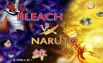 Trò chơi game vui Bleach vs Naruto 3.0 game đối kháng hay nhất