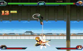 Game Naruto 3.1 trò chơi Blech vs naruto 3.1 cực hay và hấp dẫn người chơi
