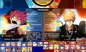 Trò chơi Bleach vs Naruto 3.5 onlne miễn phí tải về pc android ios bản mới nhát