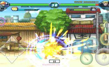 Bleach vs naruto 3.6 trò chơi game vui hay nhất với nhiều màn đánh nhau đối kháng hấp dẫn