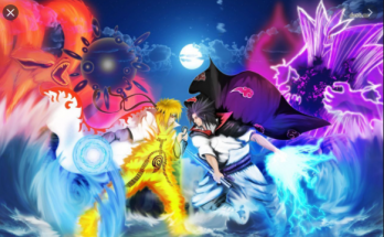 Chơi game Bleach vs Naruto 2.7 mới nhất online 24h