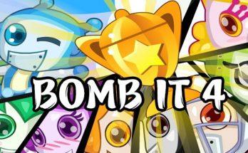 Game đặt bomb it4 trò chơi game vui chiến thuật online trực tuyến trí tuệ hay nhất