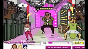 Chơi game GangNam Style Ôppa online vui nhộn điệu nhảy huyền thoại của toàn thế giới