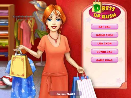 Game quản lý shop quần áo thời trang đồ hiệu cửa hàng áo cưới