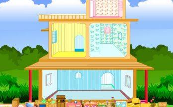 Game sắp xếp trang trí dọn dẹp nhà cửa online của bạn