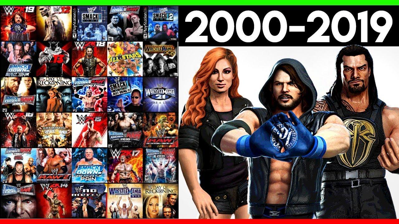 Tải game WWE Full Crack bản mới nhất miễn phí download