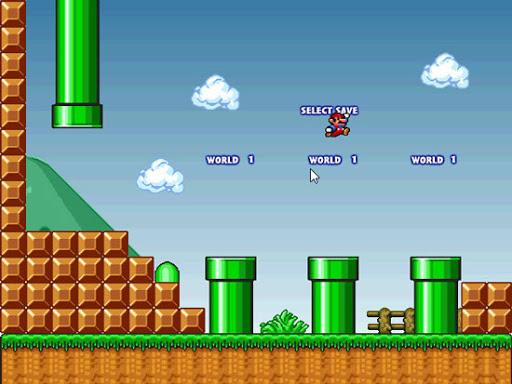 Game Mario giải cứu công chúa