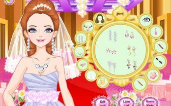 Game trang điểm cho cô dâu