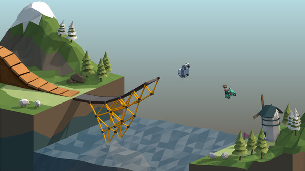 Game poly bridge