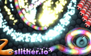 Game slither io