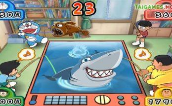Game Doraemon câu cá